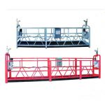 kilang penjualan tingkap kaca pembersihan platform crane cradle