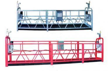 zlp 630 tali digantung platform kerja perancingan arka perancingan dengan semburan plastik dicat